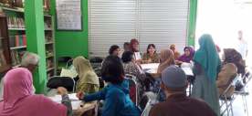 WORKSHOP RELAWAN PEDULI LANSIA /FOPPERHAM