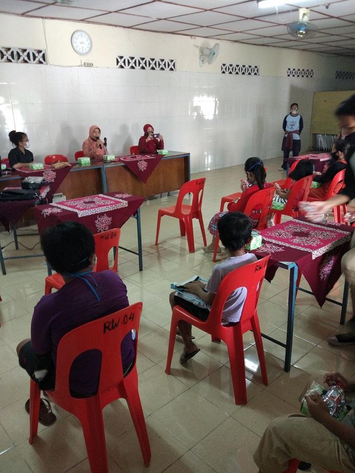 Forum Anak Lawan Pandemic
