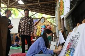 Peresmian 'WARSIMAH' Warung Edukasi Omah Kreatif Loedji 16