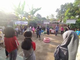 Pelatihan Kegawatdaruratan bagi Anak Kelurahan Gunungketur