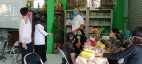 Kunjungan Kepala Dinas Perpustakaan dan Kearsipan Kota Yogyakarta