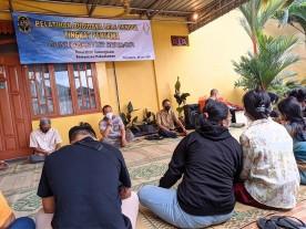 Entaskan Kemiskinan, Lurah Gunungketur Buka Pelatihan Budi Daya Lele Cendol