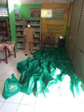 Distribusi Bantuan Logistik Kadipaten Pakualaman Untuk Masyarakat Isoman Positif Covid-19