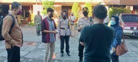 Warga Isoman Kabur Pindah Hotel, Lurah dan Forkompinka Tegakkan PPKM Darurat